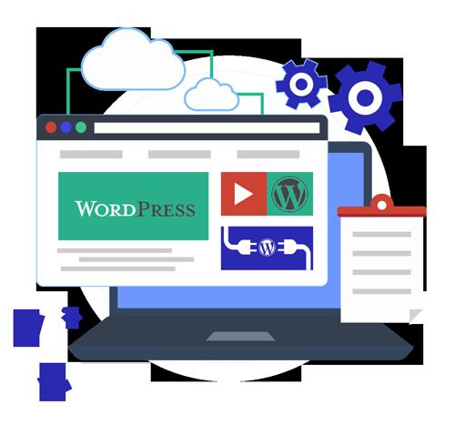 WordPress Web Design & Development Services Sri Lanka